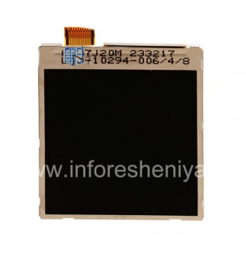 BlackBerry 8100 / 8120/8130 Pearl জন্য মূল LCD স্ক্রিন