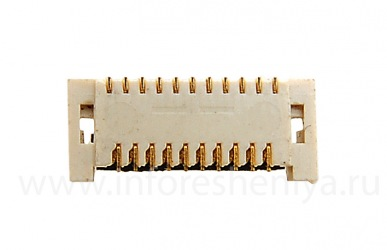 Connector LCD-display (LCD connector) for BlackBerry 8100/8110/8120 Pearl