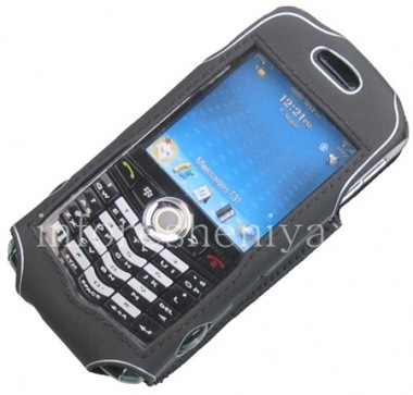 Buy Etui en silicone avec clip d'entreprise Stingray Case Cellet pour BlackBerry 8100 Pearl