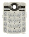 Photo 2 — Russian Keyboard for BlackBerry 8220 Pearl Flip (engraving), Silver