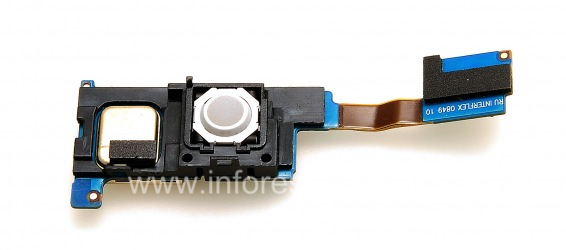 The chip SIM cards (SIM), a memory card, Bluetooth assembly with Trackball for BlackBerry 8220 Pearl Flip