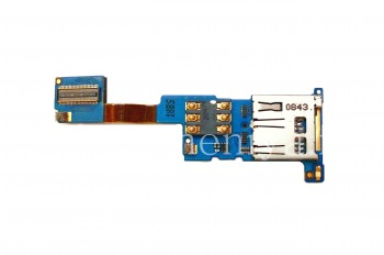 amakhadi Chip SIM (SIM), imemori khadi, e-Bluetooth BlackBerry 8220 Pearl Flip