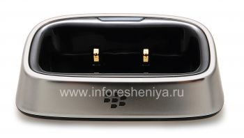"Original ideskithophu ishaja ""Glass"" Ukushaja Pod for BlackBerry 8220 Pearl Flip"