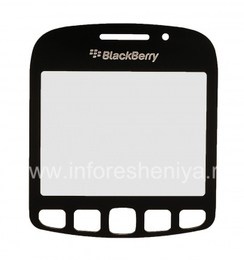 The original glass screen for BlackBerry 9220 Curve