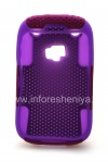 Photo 2 — Cover rugged perforated for BlackBerry 9320/9220 Curve, Lilac / Fuchsia
