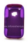 Photo 2 — 坚固的穿孔盖BlackBerry 9320 / 9220曲线, 丁香/紫红色