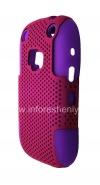 Photo 3 — 坚固的穿孔盖BlackBerry 9320 / 9220曲线, 丁香/紫红色