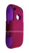 Photo 5 — 坚固的穿孔盖BlackBerry 9320 / 9220曲线, 丁香/紫红色