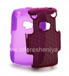 Photo 7 — 坚固的穿孔盖BlackBerry 9320 / 9220曲线, 丁香/紫红色