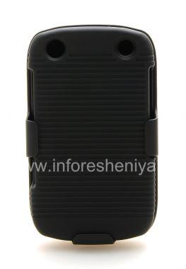 Buy ブラックベリー9320/9220曲線のプラスチックケース+ホルスター