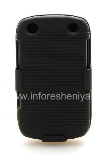 Case + Plastic holster ngoba BlackBerry 9320 / 9220 Curve