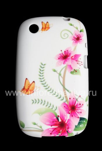 Silicone Case for the ohlangene bafaniswe BlackBerry 9320 / 9220 Curve