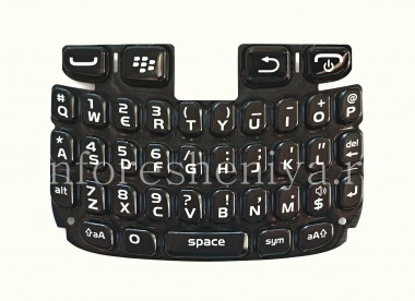 Buy The original English keyboard for the BlackBerry 9320/9220 Curve