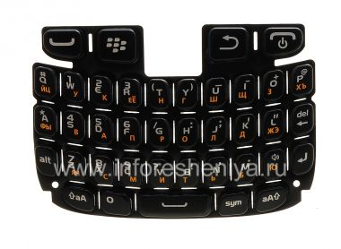 Buy Clavier russe pour BlackBerry Curve 9320/9220