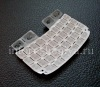 Photo 6 — Keyboard Rusia BlackBerry 9320 / 9220 Curve (ukiran), putih