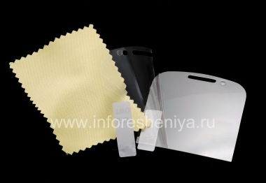 Buy Screen protector clear for BlackBerry 9320/9220 Curve