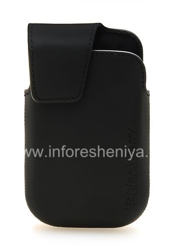 Original-Ledertasche mit Clip für Leather Swivel Holster Blackberry Curve 9320/9220
