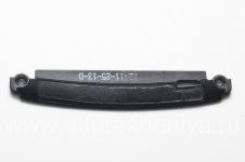 Die Bodenplatte des Gehäusemittelblackberry Curve 9360/9370, Schwarz