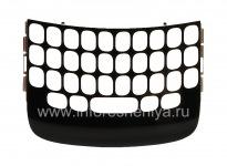 Halter-Tastatur für Blackberry Curve 9360/9370, Black (Schwarz)