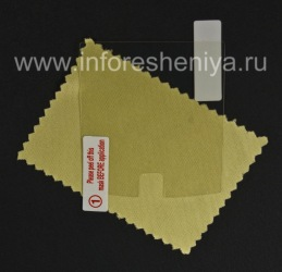 Screen protector clear for BlackBerry 9360/9370 Curve, Transparent