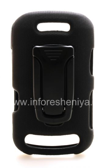Case Corporate + Bopha ibhande clip umzimba Glove Flex Snap-On Case for BlackBerry 9360 / 9370 Curve