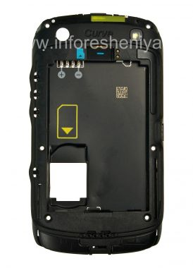 Buy The middle part of the original case for the BlackBerry 9380 Curve