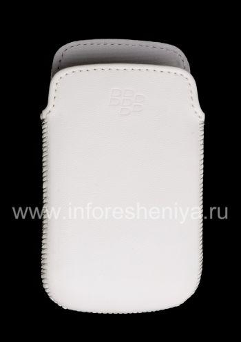 Original Leather Case-pocket Leather Pocket for BlackBerry 9380 Curve