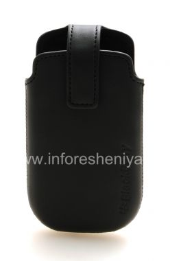 Buy The original leather case with clip Leather Swivel Holster for BlackBerry Curve 9380
