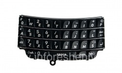 The original English Keyboard for BlackBerry 9790 Bold, The black