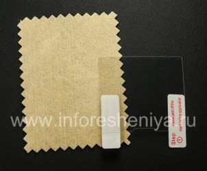 Screen protector clear for BlackBerry 9790 Bold, Transparent