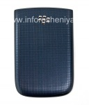 The back cover of various colors for the BlackBerry 9800/9810 Torch, Plastic, Navy