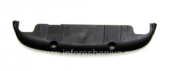 Part of the hull - U-cover slider for BlackBerry 9800/9810 Torch, The black