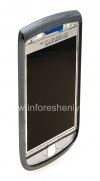 Photo 3 — The original LCD screen assembly with a slider for BlackBerry 9800 Torch, Charcoal