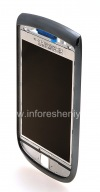 Photo 4 — The original LCD screen assembly with a slider for BlackBerry 9800 Torch, Charcoal
