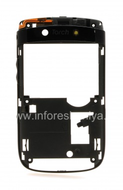 Buy The middle part of the original case with all the elements for the BlackBerry 9800/9810 Torch