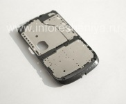 The middle part of the original case (metal basis) for the BlackBerry 9800/9810 Torch