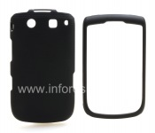Corporate plastic bag Wireless Solutions for BlackBerry 9800/9810 Torch, Black