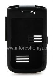Firm metal Cover for Monaco Aluminum Case 9800/9810 Torch, Black
