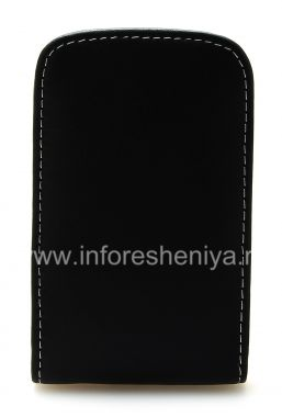 Buy Signature Leather Case-pocket handmade Monaco Vertical Pouch Type Leather Case for BlackBerry 9800/9810 Torch