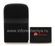 কর্পোরেট উচ্চ ক্ষমতা ব্যাটারি Monaco সম্প্রসারিত ব্যাটারি BlackBerry 9800 / 9810 Torch জন্য হাই ক্যাপাসিটি, কালো