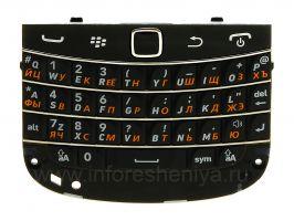 Русская клавиатура в сборке с платой и трекпадом BlackBerry 9900/9930 Bold Touch