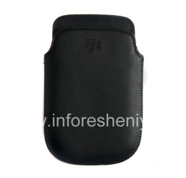 Buy Leather Case-pocket for BlackBerry 9900/9930/9720