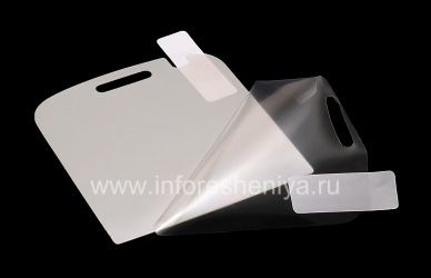 Screen protector mirror for BlackBerry 9900/9930 Bold Touch, Mirror