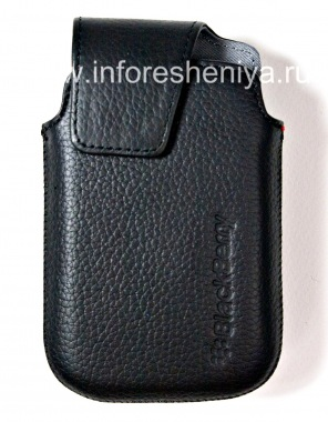 Buy The original leather case with clip Leather Swivel Holster for BlackBerry 9900/9930/9720
