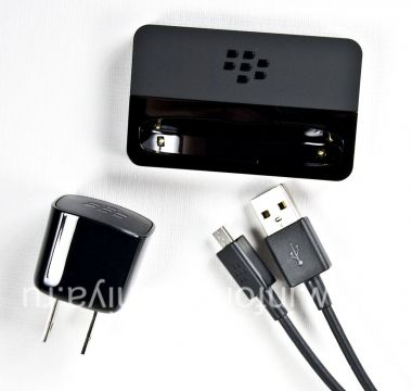"Buy Original desktop charger ""Glass"" Carging Pod Bundle for BlackBerry 9900/9930 Bold Touch"