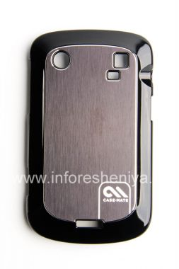 Buy Firm plastic cover, cover with aluminum inlay Case-Mate Barely There Brushed Aluminum Case for BlackBerry 9900/9930 Bold Touch