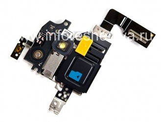 IC memory cards, SIM cards (SIM) and flash BlackBerry 9850/9860 Torch