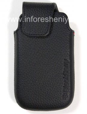 Buy Original Leather Case-pocket Leather Pocket for BlackBerry 9850/9860 Torch