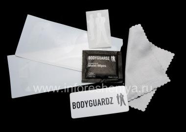 Buy Branded protective film seals for the screen BodyGuardz UltraTough ScreenGuardz (2 pieces) for BlackBerry 9850/9860 Torch