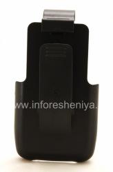Branded Holster Seidio Holster superficie para corporativo cubierta Case Superficie Seidio para BlackBerry 9850/9860 Bold Touch, Negro (Negro)